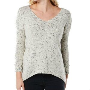 3 for $20 MICHAEL STARS Back Zip Sweater